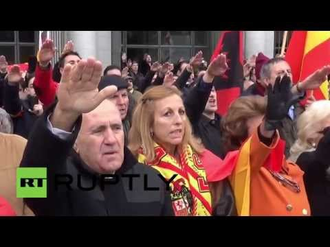 Spain: Far-right activists mark 40th anniversary of General Franco's death