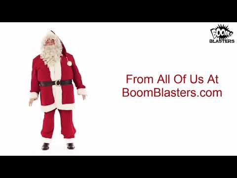 Boom Blasters Car Horns Merry Christmas