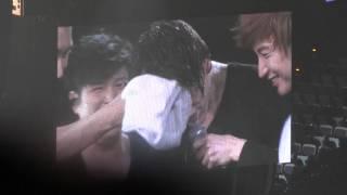 120203 SS4 in TW SJ-MC(Talking)+圭賢慶生(kyuhyun's birthday)用臉吃蛋糕+周覓henry 潑水
