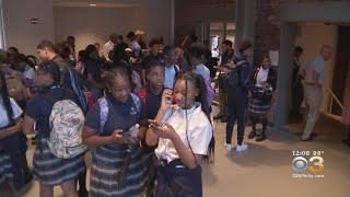 Cristo Rey Philadelphia High School Welcomes Students To Brand New Innovative Campus