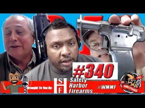 Podcast #340 -SKO's with Lou from Standard Manufacturing Hank Strange WMMF Podcast