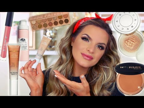 HERE IS SOME NEW HYPED UP MAKEUP AND WHAT I THINK ABOUT THEM! HITS AND MISSES | Casey Holmes