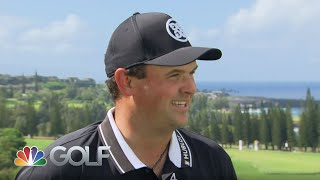 Todd lewis talks with patrick reed about being in hawaii, how he feels allowing non-champions to play this week and has prepared for the 2021 se...