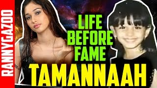 Tamannaah bhatia biography - profile, movies, bio, family, age, wiki & early life - life before fame