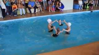Плавание для детей. Фитнес центр - Планета Ариант
