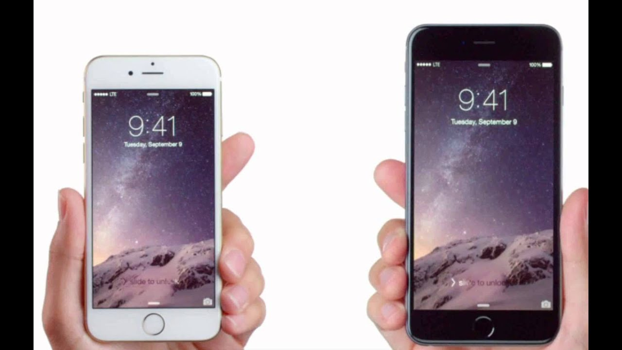 iphone 6 commercial apple iphone 6 and iphone 6 plus tv ad duo 11310