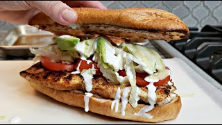 Homemade Tortas Recipe   How To Make Tortas At Home   Mexican Style Sandwiches