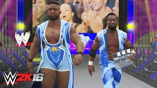 A New Day for The Hollywood Blondes: WWE 2K16 Entrance Mashups
