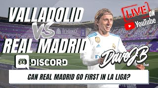 Real Valladolid vs Real Madrid 0-1 En Vivo | Subscribe to win 2,400 Call Of Duty Points