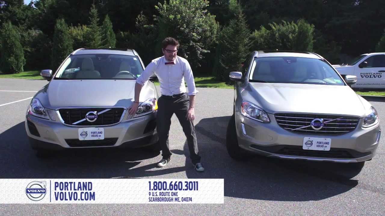 Volvo xc60 2013 and 2014 model design comparisons presented by portland volvo youtube