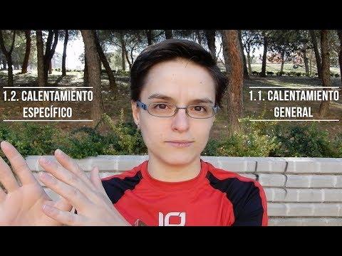 CALENTAMIENTO | General y Específico