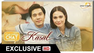 [FULL] Star Cinema Chat with Bea Alonzo and Paulo Avelino | 'Kasal'