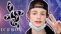 Payton Moormeier Buys New Snake Ring & Makes a TikTok at Icebox!