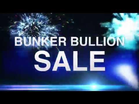 Bunker Bullion Sale: Last 7 Phase 3 Pieces ALL GONE!