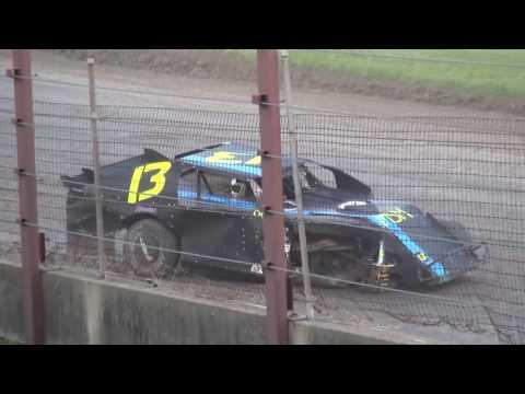 IMCA Sport Mod B-Main 1 West Liberty Raceway 5/14/16