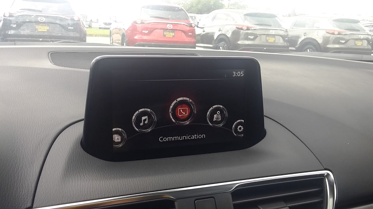 How To Turn Off The Display On 2016 2017 And 2018 Mazda