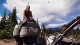 Far Cry® 5 The Crying Boatman
