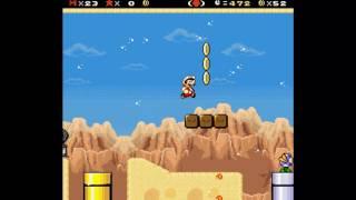 SMW Hack - New Mario's Adventure (11)