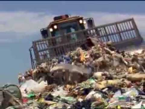 Caterpillar Waste Industry Safety Video
