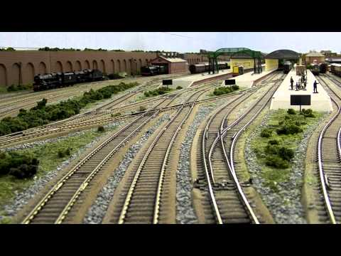 North East model railway - Station Pilot Part1