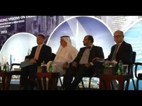 Exchanging Visions on Urban Development , Dubai - 21-May-2013