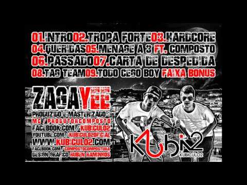 Kubi2 - Menage a 3 ft. Composto [EP ZAGAYEE 2014]