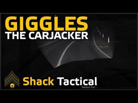 Giggles the Carjacker  ShackTac Arma 2