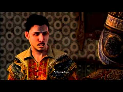 Assassin's Creed Revelations - 007   Uneasy Meeting and Delivery on Ship