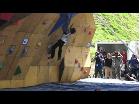 Bouldering World Cup in Vail 2010