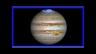 Planetary science: Jupiter's unusual magnetic field