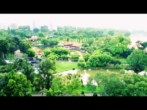 Chinese Garden Park in Singapore of Asia