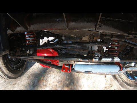 Ответы на вопросы: рулевой демпфер redBTR