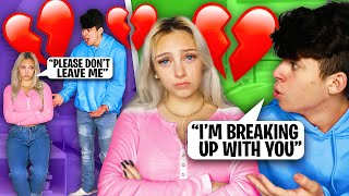 BREAKUP PRANK ON GIRLFRIEND! (Very Emotional) **SHE CRIED** 😥💔
