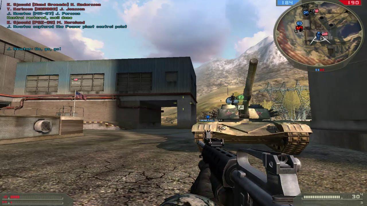Battlefield 2 Pc Gameplay Hd Youtube