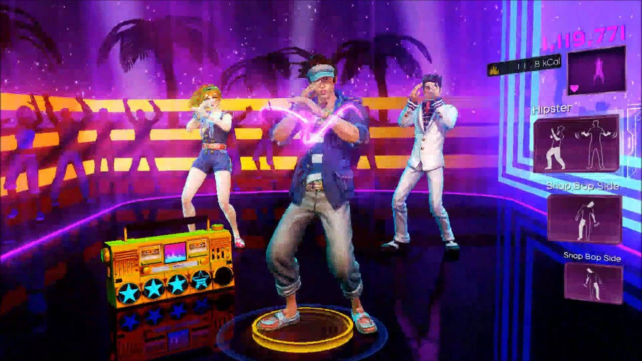 Dance Central 3 - What is Love - (Hard/100%/Gold Stars ...