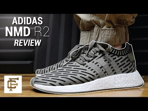 ADIDAS NMD R2 REVIEW