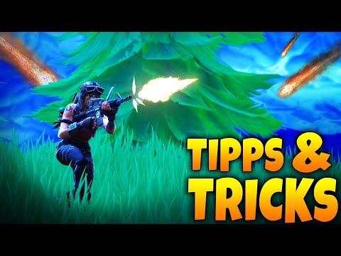SO GEWINNT JEDER SOLO IN FORTNITE! - Tipps Und Tricks Fortnite Battle Royale