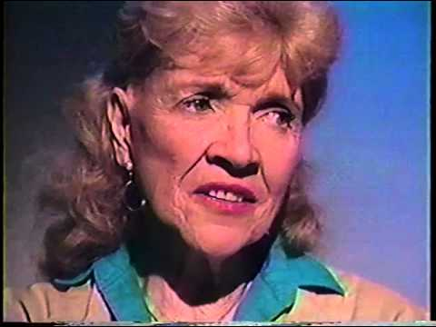 Ella Mae Morse, Shecky Greene, 1987 TV Interview