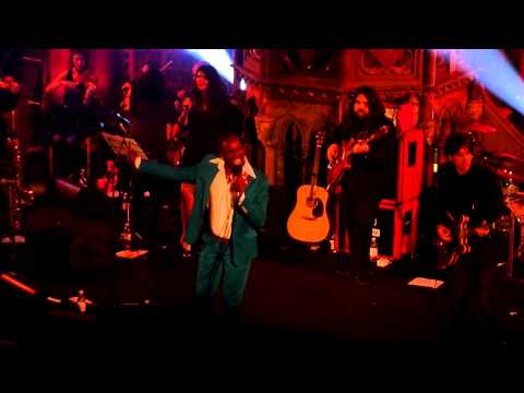 McAlmont & Butler  - Can We Make It  - Union Chapel   01   05   14