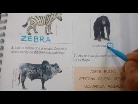 Download Universo do Saber Família Silábica do Za Ze Zi Zo Zu