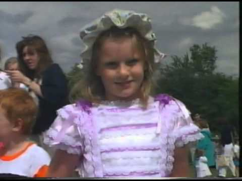 St Dunstans School Cheam Summer Fete 1988