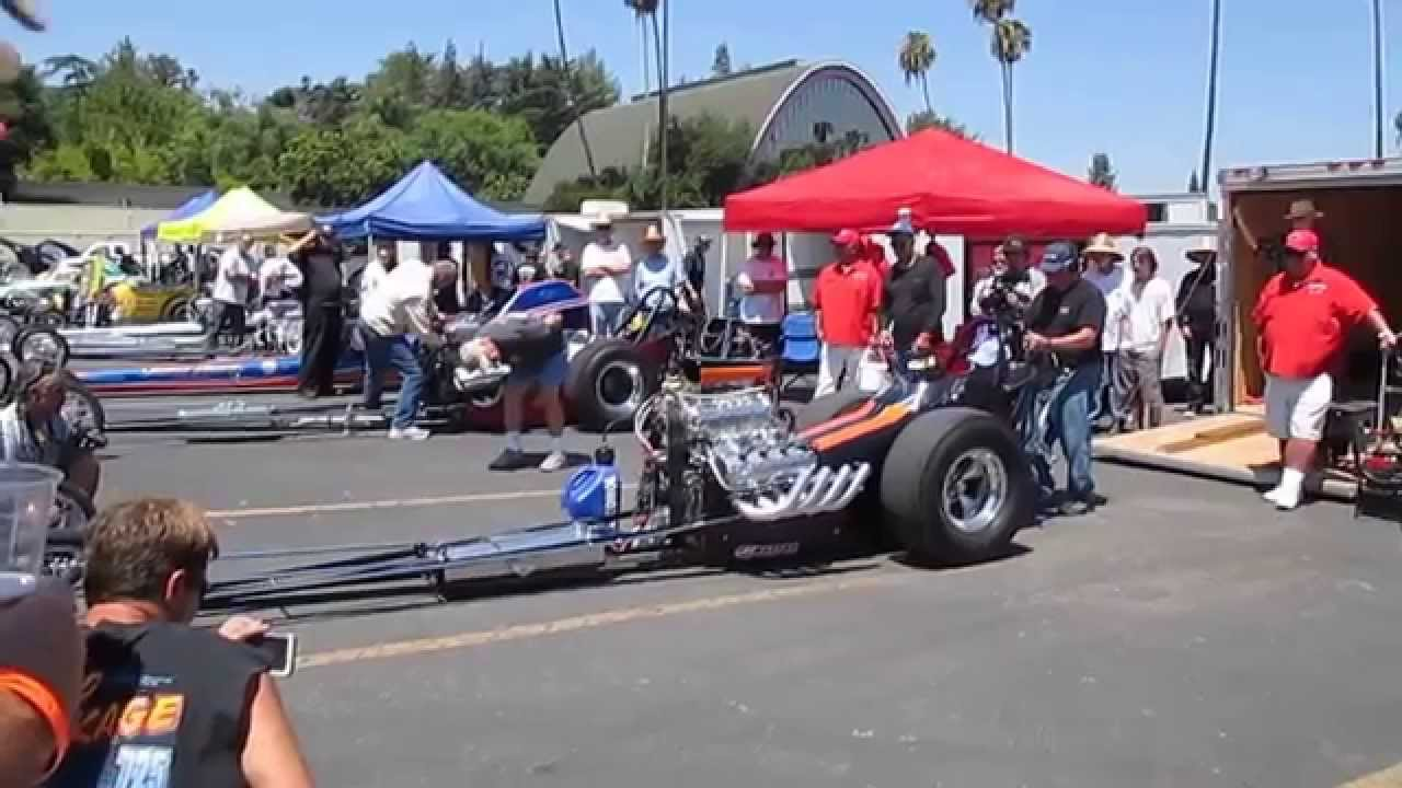 Cackle Car At La Roadster Show Youtube