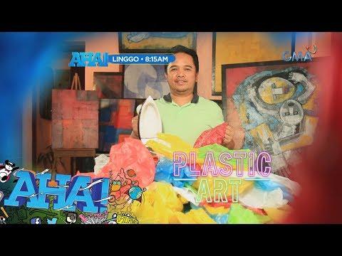 AHA!: Plastic Art