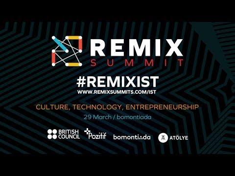 Remix Academy Istanbul Livecast