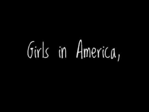 Girls In America Lyrics - Bowling For Soup