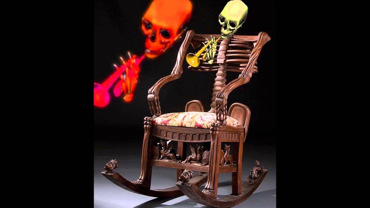 wake me up inside skeleton chair meme wicker egg doot youtube