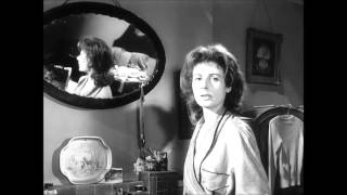 Woman in a dressing gown (1957) - the eternal triangle