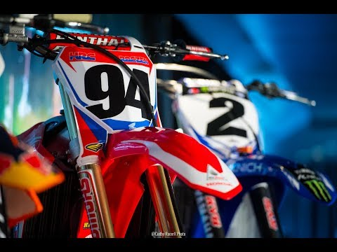 Racer X Films: 2018 450 Factory Bikes