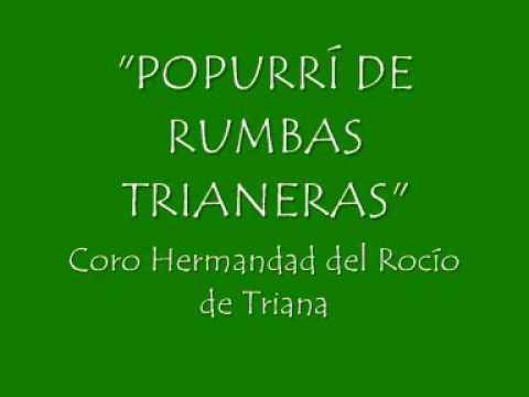 Sueños De Rocío Popurri Rumbas Sevillanas Cifra Club