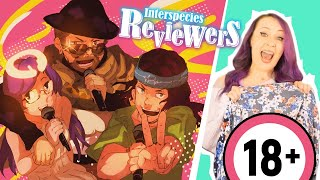 Interspecies Reviewers - Ikouze Paradise┃ English Cover ┃ Raayo Ft. @Mr. Goatee & @Lizz Robinett